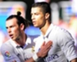 bale not a great player until he leaves ronaldo and his gigantic ego, says giles