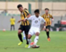 bernhardt's boys loses cool in heavy loss to thailand