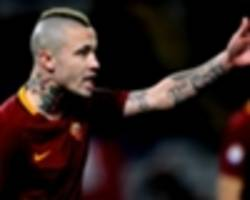 'bring me the sun and i'll come' - nainggolan admits he spoke to chelsea