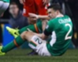 'seamus is a major blow' – o'neill saddened by coleman injury