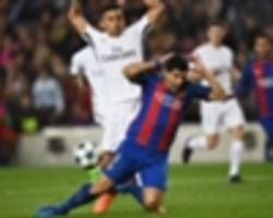 'suarez is not a biter any more, he's a diver' - cantona reflects on barcelona-psg 'football porn'
