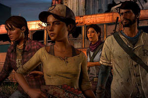 Telltale's latest episode of 'The Walking Dead' exposes The New Frontier