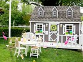 10 jaw-dropping children's playhouses