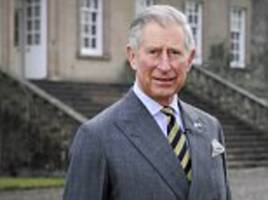 charles bans tobacco from playgrounds at his scotland home
