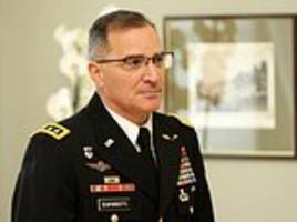 general warns russia may be supplying afghan insurgents
