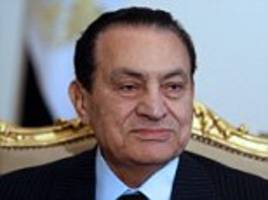 Ousted Egypt president Hosni Mubarak freed from detention
