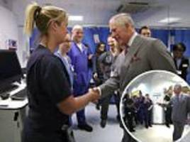 prince charles visits terror attack victims in hospital