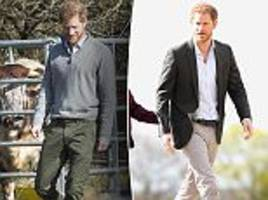 how meghan markle has given prince harry a style makeover