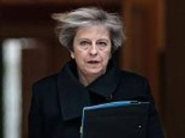 london terror: quentin letts on theresa may in commons