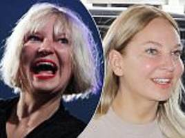 sia's incredible transformation in pictures