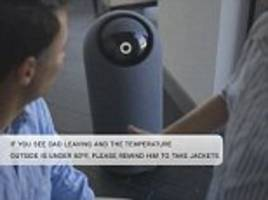Meet BIG-i, the 'first personalised household robot'