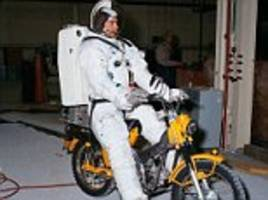 the lunar motorbike that almost made it to the moon
