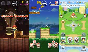the first 'super mario' game for android is excellent, gorgeous, and too short