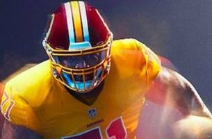 Redskins want to opt out of Color Rush uniforms for one simple reason