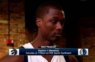 Harrison Barnes on defensive play to beat Clippers