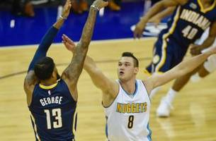 pacers will try to give nuggets some payback for london smackdown
