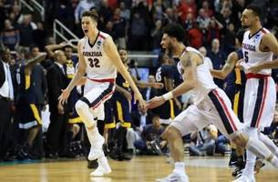 No. 1 Gonzaga staves off No. 4 West Virginia to advance to Elite Eight
