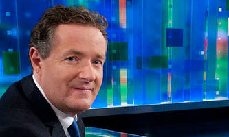 Stop The Presses - Piers Morgan Is Voluntarily Shutting His Mouth