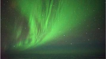 Aurora Australis: Spectacular displays for first Southern Lights charter flight