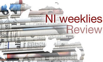 weekly newspaper review: martin mcguinness dominates headlines
