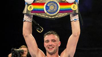 Scotland's Josh Taylor sees off South African to defend Commonwealth title