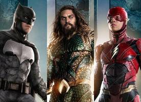 'justice league' character posters and teasers are out, first trailer will be released soon