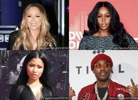 Mariah Carey and Remy Ma Join Forces Against Nicki Minaj on 'I Don't' Remix, Meek Mill Loves It