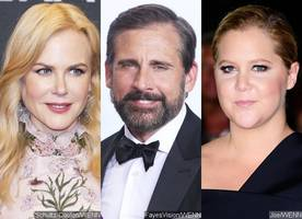 Nicole Kidman, Steve Carell and Amy Schumer Will Star in 'She Came to Me'