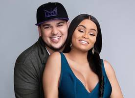 Running Out of Money? Blac Chyna 'Back On' With Rob Kardashian for Their Show