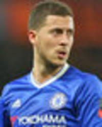 Real Madrid want Eden Hazard: Antonio Conte could be offered swap deal for Chelsea star