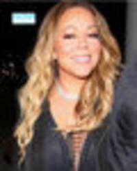 When nipples demand attention: Mariah Carey in boobtastic reveal