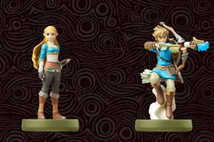 Nintendo's Zelda amiibo items are fun and helpful and will cost me a small fortune