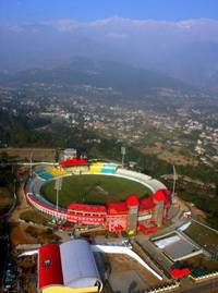 Final cricket Test btwn India, Australia will be played in Dharamshala tomorrow