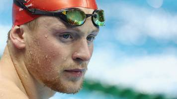 adam peaty: olympic champion passing on pressure and putting party time to bed