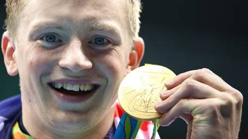 adam peaty eyes olympic repeat and chance to create british swimming history