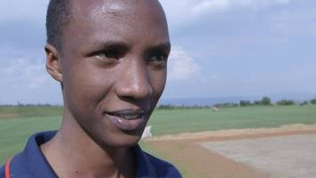 How cricket is helping to heal Rwanda