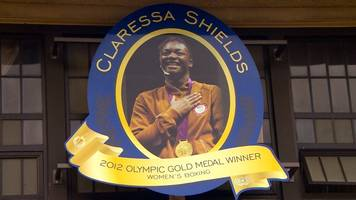 state of sport: claressa shields - the incredible story