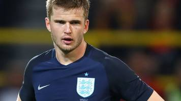 england v lithuania: eric dier urges wembley fans to be 'respectful'