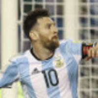 brazil on brink, messi revives argentina