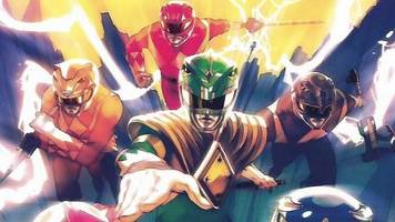 You Need To Be Reading Power Rangers from BOOM! Studios