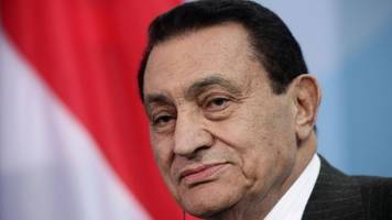 Ex-Egyptian President Hosni Mubarak Has Been Released From Custody