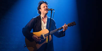 watch father john misty debut three new <i>pure comedy</i> songs live