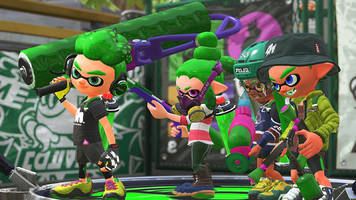 We're playing Splatoon 2's Global Testfire and you should too