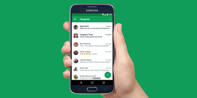 Google drops SMS support from Hangouts