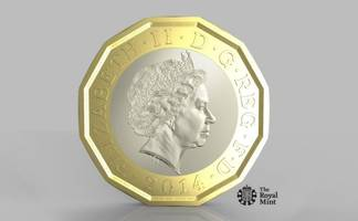 here's where you can pick up a new £1 coin in london on tuesday
