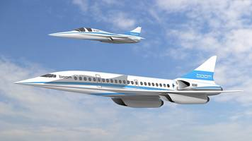 Supersonic jet that will fly London to New York propelled by £26m funding
