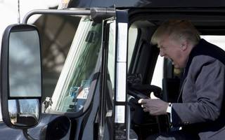trump has a big day for healthcare! working hard! but he's hit a speed bump