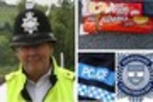 derby telegraph comment: cop tribunal case takes the biscuit