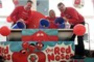 Red Nose Day 2017 - here's how Derbyshire has been raising money...
