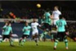 set piece trouble? here's how derby county have conceded this...